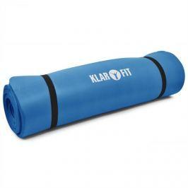 Klarfit GMB2 modrá, karimatka na cvičení, 15 mm, 190 x 80cm