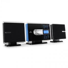 USB stereo Auna VCP-191, MP3, CD, SD, AUX, černé