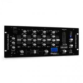 4-kanálový mixážní pult Ibiza DJM950USB-REC, USB záznam