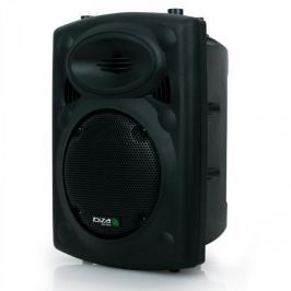 """Aktivní reproduktor Ibiza SLK8-A, 20 cm (8 """"), 300 W,USB,SD"""