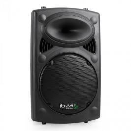 "Ibiza SLK12-A, 700 W, 30 cm (12""), aktivní PA reproduktor, USB, SD, MP3"
