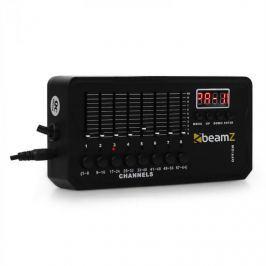 Efektový controller Beamz DMX-512 Mini, baterie, XLR, 64 kan