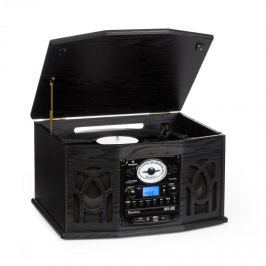 Stereo zařízení Auna NR-620, stereo, MP3 záznam, černé