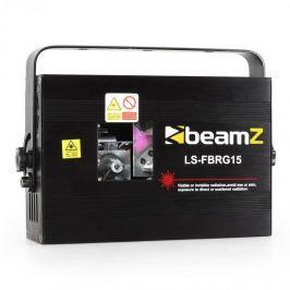 Beamz LS-FBRG15, zeleno-červený laser
