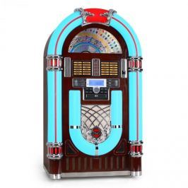 Majestic JB 3710TT JUKEBOX, USB, SD, CD, AUX, RÁDIO, GRAMOFON