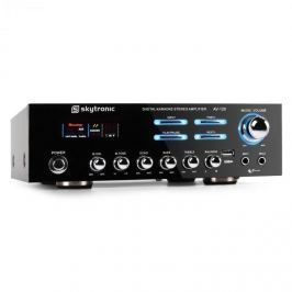 Skytronic AV-120, Hi- fi zesilovač, karaoke, USB, MP3