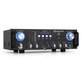 Hi-fi zesilovač Skytronic 103.208 AV-100, karaoke, SD, USB