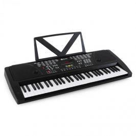 SCHUBERT Etude-61B, elektronické klávesy, 61 kláves, černé