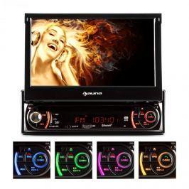 Autorádio Auna MVD-240, DVD, CD, MP3, USB, SD, AUX, 7 '', bluetooth