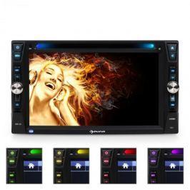 Auna Moniceiver MVD-481, DVD, CD, MP3, USB, SD, HD, 6,2''