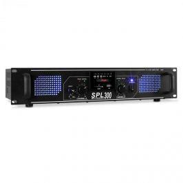 Skytec SPL 300MP3, 300 W, zesilovač, MP3, USB, SD