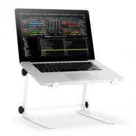 Resident DJ 1Lap, stojan na laptop, mixér, kontrolér, bílý