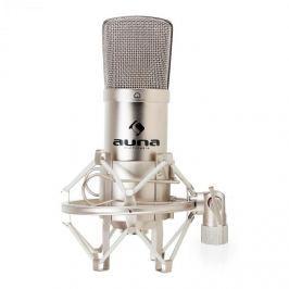 Auna CM001S studiový mikrofon kondenzátorový, zpěv, nástroje