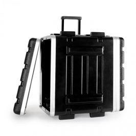 "FrontStage ABS-Trolley flightcase, rack case, kufr, 19"", 4 U"