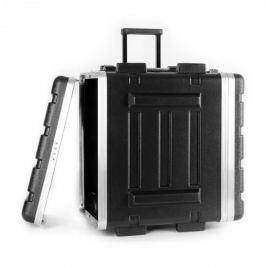 "FrontStage ABS-Trolley flightcase, rack case, kufr, 19"", 6U"