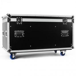 FrontStage přenosný Flightcase box s kolečky, 118 x 61 x 58 cm