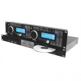 BST CDD5000, USB, MP3, pitch, dvojitý CD přehrávač, controll
