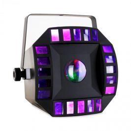 LED efekt Combomoon Ibiza, DMX, RGBW, hudební mód