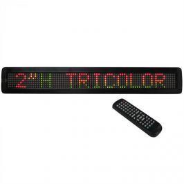 Ibiza MOVING-MES15R, LED světelná reklama, RGY