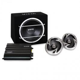Vieta VC-PKPOWER, 1300 W, hi-fi set do auta