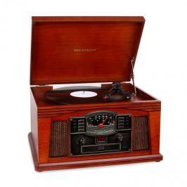 Ricatech RMC200, gramofon, CD, FM, kazety