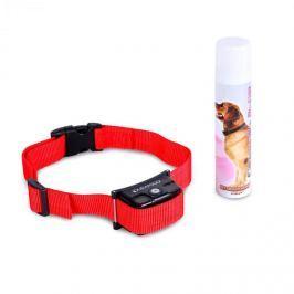 Oneconcept Balu, výcvikový obojek pro psy, červený