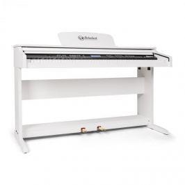 SCHUBERT Subi88P2, 88 klávesový elektronický klavír, bílý, MIDI