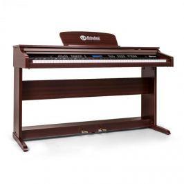 SCHUBERT Subi88P2, 88 kláves, e-piano, hnědé