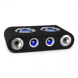 "Auna Beatgust X65, 2x 16,5 cm (6,5 ""), pasivní autoreproduktor, LED"