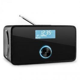Auna DABStep, DAB / DAB + digitální rádio, bluetooth, FM, RDS, budík
