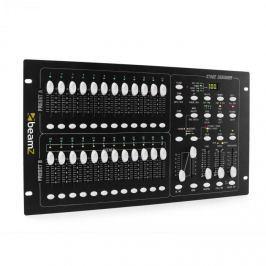 Beamz DMX-024PRO, 24 kanálový DMX kontrolér, pult pro řízení osvětlení