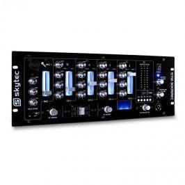 Skytec STM-3005REC, 4kanálový DJ mixážní pult, USB, MP3, REC, EQ