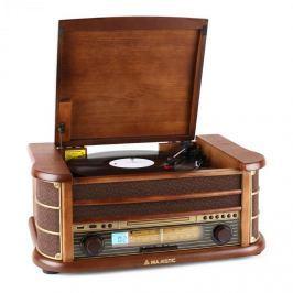 Majestic TT34, retro stereo systém, vinyl, TP, CD,