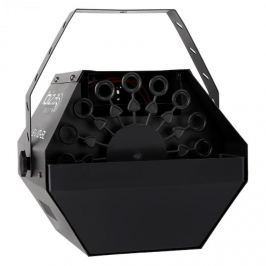 Ibiza Light LBM-10, párty zařízení na mýdlové bubliny, černé
