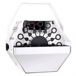 Ibiza Light LBM-10, párty zařízení na mýdlové bubliny, bílé