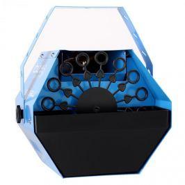Ibiza Light LBM-10, párty zařízení na mýdlové bubliny, modré