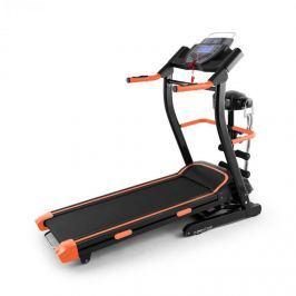 Klarfit Pacemaker FX5, běžecký pás, 1,5 koní, 12 km/h, měřič pulsu, masážní zařízení