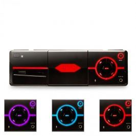 Auna MD-640, autorádio, bluetooth, app řízení, iOS, SD, USB