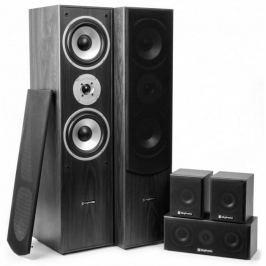 Skytronic 5.0 systém domácího kina, 335 W, RMS, černý
