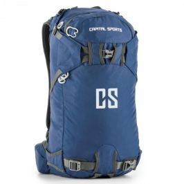 CAPITAL SPORTS CS 30, 30 l, batoh na sport a volný čas, nylon odpuzující vodu, modrý