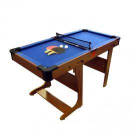 Riley PT20-6D BCE Clifton, 6 stop, sklopitelný kulečníkový stůl s deskou pro stolní tenis