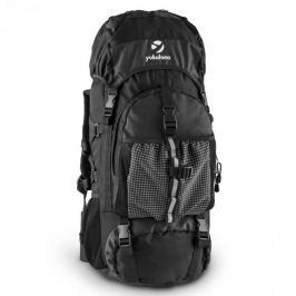 Yukatana Thurwieser 2015 BK, turistický batoh s objemem 55 l, nylon, odolný vůči vodě