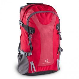 CAPITAL SPORTS CS 38, 38 l, batoh na turistiku a volný čas, nylon odpuzující vodu, červený