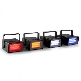 Beamz Mini, sada 4 LED stroboskopů v RGBW