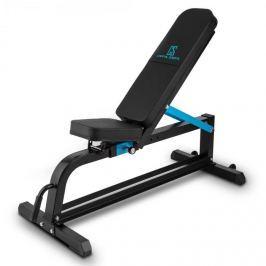 CAPITAL SPORTS Ad Just, černá přizpůsobitelná lavička, 300 kg, ocel