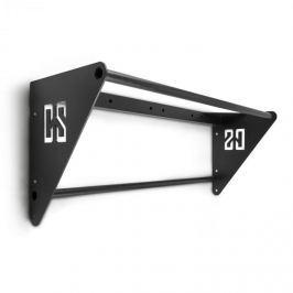 CAPITAL SPORTS DS 108, 108 cm, černá, Dirty South Bar, tyč na zdvihy, kov