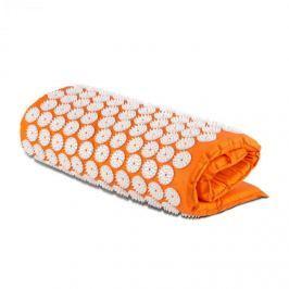 CAPITAL SPORTS Relax Yantramatte, oranžová akupresurní masážní podložka, 70 x 40 cm