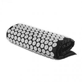 CAPITAL SPORTS Relax Yantramatte, černá akupresurní masážní podložka, 80 x 50 cm