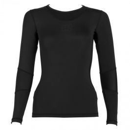 CAPITAL SPORTS Beforce, černé, kompresní tričko, tréninkové tričko, dámské, S