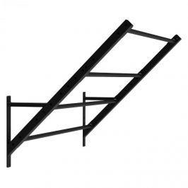 CAPITAL SPORTS Dominant Edition, Monkey Ladder, posilovací žebřík, černý, 167 cm, ocel